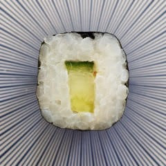 Foto Hosomaki Komkommer